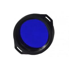 Синий фильтр Armytek AF-39 для фонарей Armytek Viking / Predator
